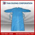 médico vestuário feito por tecido não tecido pp