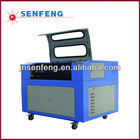 Laser engraving cutting machine for plywood ornaments SF960