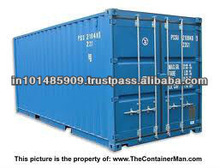 used 20 ft containers