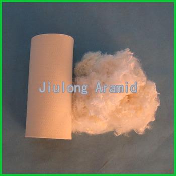 aramid felt short cut fiber heat resistant rubber material properties
