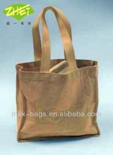 fashion jute shopping bags wholesale/tote shopping bags
