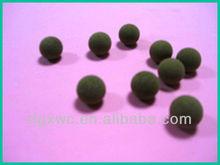 """soft eco-friendly 14"""" foam ball"""