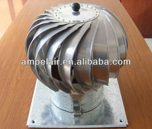 House roof turbine fan 200mm