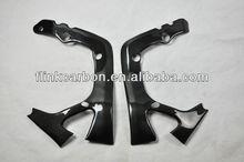 carbon fiber frame cover for CBR600RR 07-09