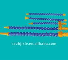 CNC machine adjustable flexible coolant hose