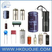 New and original 25V 3.3uf EKRE250ETD3R3MD05D cbb61 fan 4uf 450vac capacitor