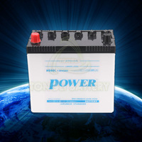 2015 Hot Selling Standard JIS Checker Auto Batteries Capacity 45AH
