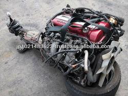 High quality Japanese nissan cars sale engine motor S13 S14 S15 Nissan Silvia 200sx SR20DET