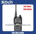 Long range transceiver radio hf kq-889d avec 5 wattsla