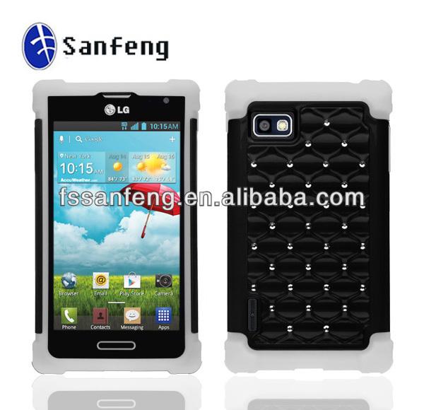 LG lg optimus f3 phone cases : ... Lg Optimus F3,Diamond Case Cover For Lg Optimus F3,Cell Phone Combo