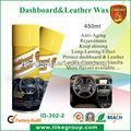 Alta calidad de silicona para el cuero, Cuidado del cuero, De cuero pulido