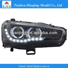 2*12 LEDs Mitsubishi Lancer EX head light 2010, automobile front light