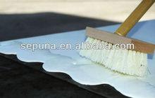 UV Resistant Acrylic Coated Bopp Film for Outdoor Application White/ Gray/ Ocher