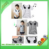 Best selling cute cartoon child unlined upper garment childrens plain white t shirts