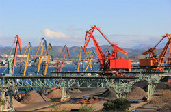 Construction Aggregate for Export