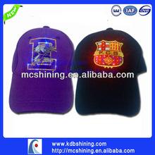 Antique China Customer Design LED Man Sports Cap