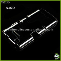 Custom for NEC Medias X N-07D PC blank hard case with PC raw material phone case