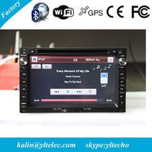 Black color Car DVD Player in Navigation&GPS for VW Passat