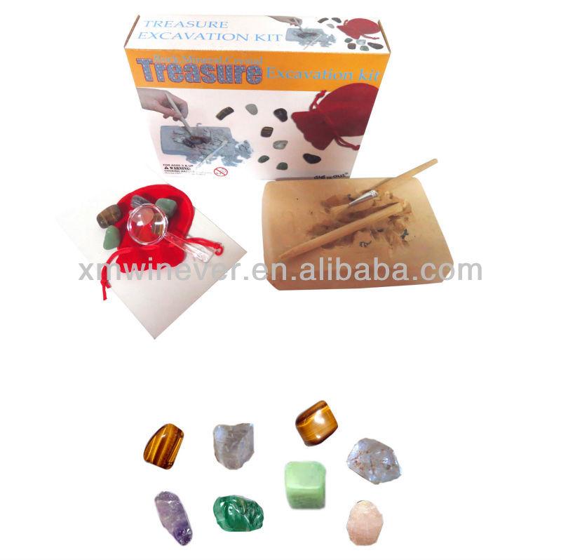 Rock,mineral Crystal Treasure