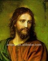 pure handmade jesus christ oil paintings