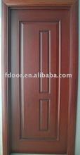 Interior wooden doors for hotel