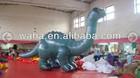 Advertising inflatable cartoon / party dinosaur