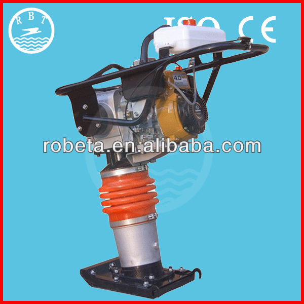 High technical honda compactor rammer tamper