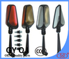top quality motorcycle modified mirror/ rearview mirror black lever QJ-2642