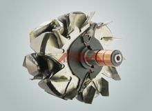 Rotor For Delco AD230, CS130D Series 100-110A IR/IF Alternators,28-154