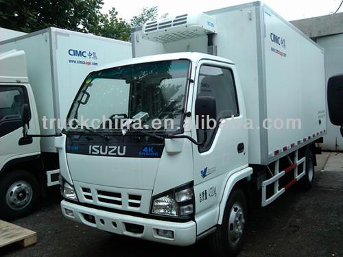 Isuzu Mobile Catering Trucks Food Van Truck Sale