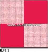 Veida 0.35mm ceramic tiles imitation pvc/vinyl flooring