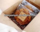 china manufacturer frozen food labels,food adhesive label printing