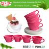Eco-friendly And Non-stick Food Grade Silicone Cupcake Maker