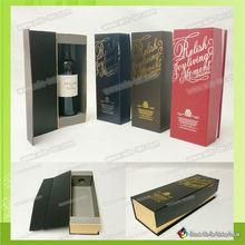 WT-PBX-682 wine bottle cardboard carrier