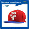 Custom Design Made Funny Snapback Flat Brim Hats And Caps No Minimum Manufacturer Wholesale For Sale Paypal