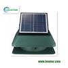 2013 cheap but high quality blue solar camping fan/blue solar tent fan