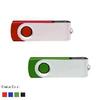 oem service! classical swivel style bulk 4gb usb flash drives