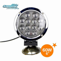 45w led spot flood light driving light for off road atv