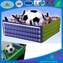Football Soccer Basketball Fan inflatable cooler,Inflatable football Soccer Sports Party Drinks Cooler