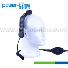 Fire-fighter rescue helmet skull microphone headset for professional market