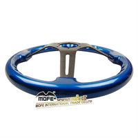 350mm/400mm Wooden Steering Replacement Steering Wheel