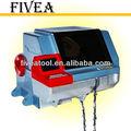 Automática de la cadena pulidora/polaco de acero pulido herramienta/máquina de control digital