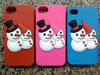 Cheap Soft Silicone Phone Case Cover For I phone 5 5S