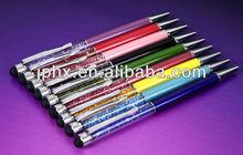 Diamond Crystal Stylish Drawing Writing Ballpoint Capacitive Stylus Touch Pen