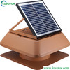 Square solar attic fan solar powered exhaust fan got CE&RoHS approved