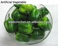 Vegetais artificial chili pepper, decorativa chili peppers, artificial pimentas malaguetas&