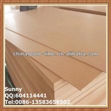 4.75mm MDF for furniture backboard