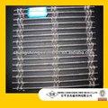 декоративная нержавеющая сталь сетипроволоки используются в качестве шторы