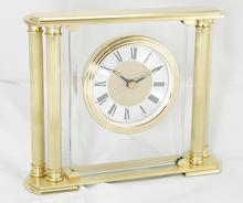 Desk clock BY933 / metal table clock