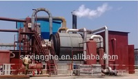 Indonesia Fair In September Tire Oil From Used Tyre Recycling Line With High Oil Yield